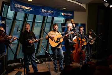 Terry Smith The Grascals Perform At The SiriusXM Music City Studios In Nashville