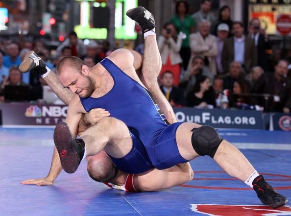 The Grapple in the Big Apple