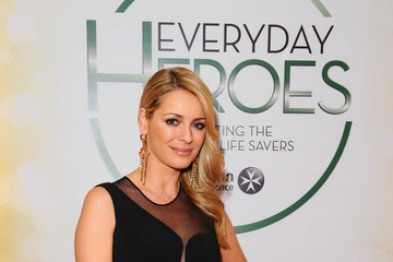 Tess Daly Arrivals at the Everyday Heroes Awards