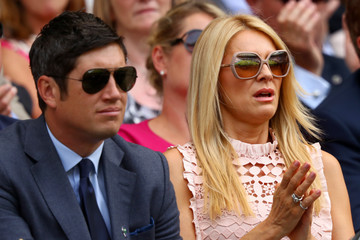 Tess Daly Day Two: The Championships - Wimbledon 2017