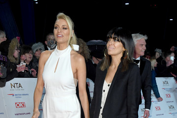 Tess Daly National Television Awards 2019 - Red Carpet Arrivals