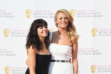 Tess Daly House of Fraser British Academy Television Awards 2016 - Red Carpet Arrivals