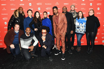 Tessa Thompson Boots Riley 2018 Sundance Film Festival - 'Sorry to Bother You' Premiere