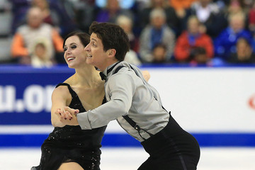 Tessa Virtue Skate Canada: Day 1