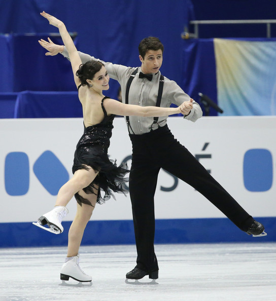 Tessa+Virtue+ISU+Grand+Prix+Figure+Skati