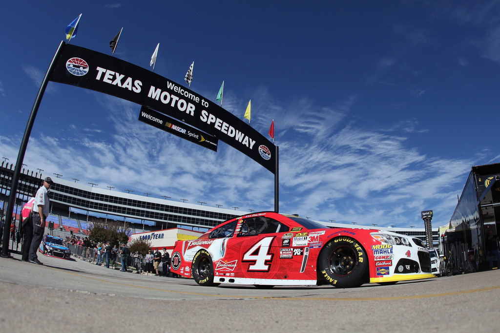kevin harvick photos texas motor speedway day 2 zimbio