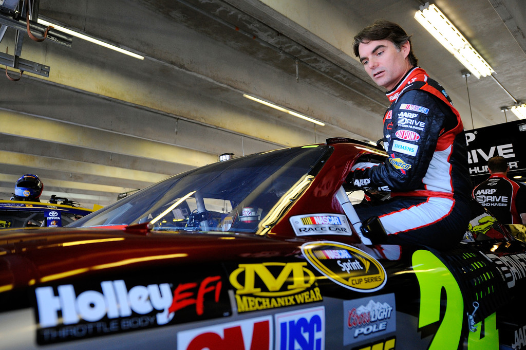 Jeff Gordon Photos Photos Texas Motor Speedway Day 3