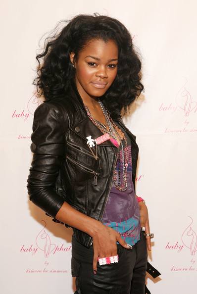 Teyana Taylor Photos Photos Baby Phat Amp Kls Collection