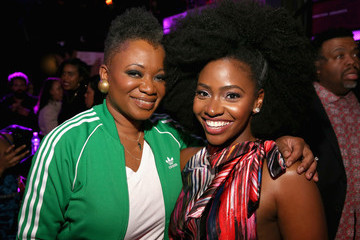 Teyonah Parris Essence 9th Annual Black Women In Music - Inside