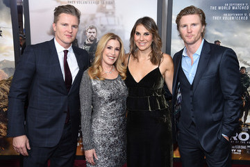 Thad Luckinbill '12 Strong' World Premiere