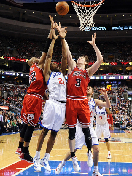 Omer Asik thaddeus young