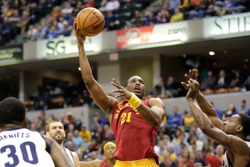 Thaddeus Young Memphis Grizzlies v Indiana Pacers