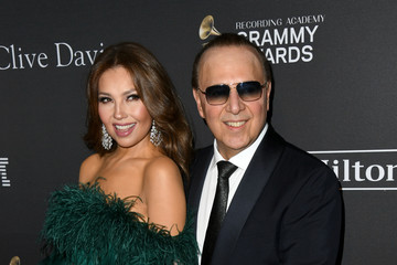 Thalia The Recording Academy And Clive Davis' 2019 Pre-GRAMMY Gala - Arrivals