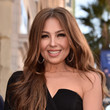 Thalia Tommy Mottola Honored With A Star On The Hollywood Walk Of Fame