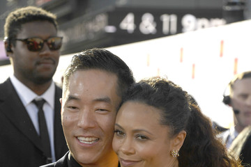 Thandie Newton 50th NAACP Image Awards - Arrivals