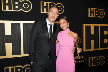 Thandie Newton HBO's Post Emmy Awards Reception - Red Carpet