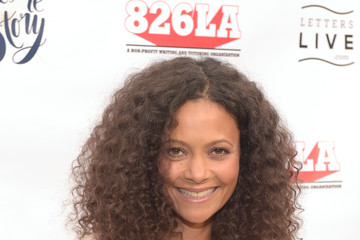 Thandie Newton 826LA's 10th Anniversary Gala - Red Carpet