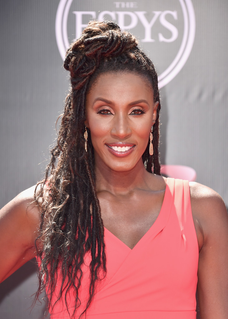 Lisa Leslie Photos Photos The 2016 Espys Arrivals Zimbio