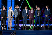 Ryan O'Reilly (2nd from R) and members of the St. Louis Blues accept the Best Comeback award onstage during The 2019 ESPYs at Microsoft Theater on July 10, 2019 in Los Angeles, California.