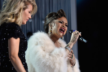 Andra Day and Ellie Goulding Just Killed a Grammys Duet of 'Love Me Like You Do'