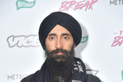 "Actor Waris Ahluwalia attends ""The Big Break"" world premiere at Metrograph on January 10, 2019 in New York City."