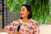 Actor Greta Lee speaks onstage at the Realizing Your Vision panel at The Cut's How I Get It Done at 1 Hotel Brooklyn Bridge on March 4, 2019 in Brooklyn, New York.