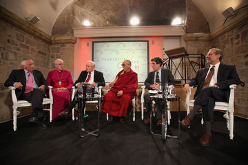 Richard Davidson The Dalai Lama Visits The UK