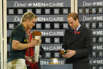 The Duke of Cambridge Wales v South Africa - International Match