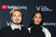 Russo Schelling (L) and Janina Gavankar attend The Game Awards 2019 at Microsoft Theater on December 12, 2019 in Los Angeles, California.