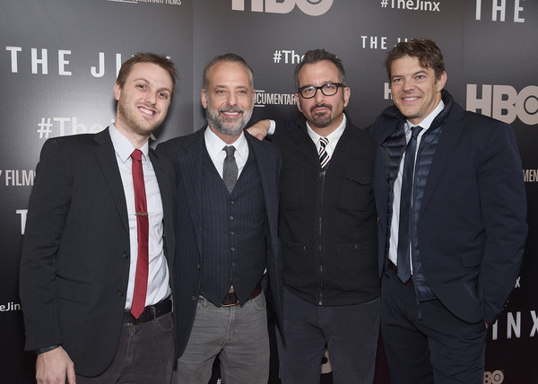 Marc Smerling Marc Smerling Pictures 39The Jinx39 Premieres in NYC Zimbio