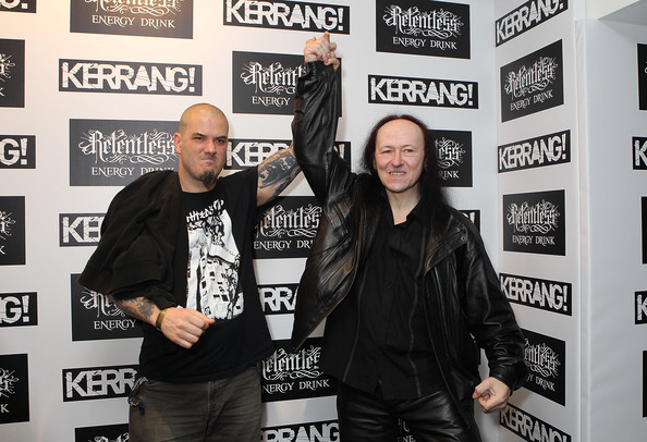 Immortalis Arrivals At Relentless Kerrang Awards 2013
