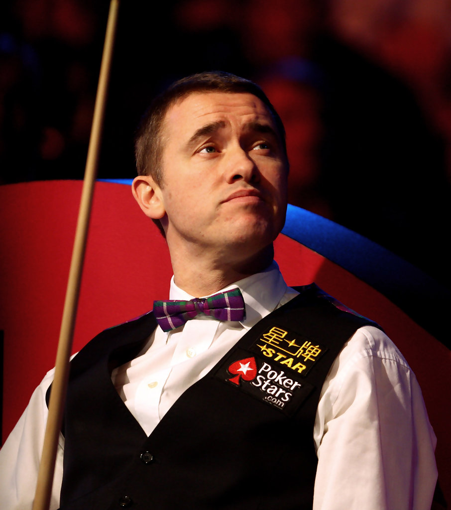 Stephen Hendry in The Masters - Day Two - Zimbio