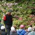 Tiger Woods Photos - Tiger Woods of the United States walks the sixth hole during the final round of the 2018 Masters Tournament at Augusta National Golf Club on April 8, 2018 in Augusta, Georgia. - The Masters - Final Round