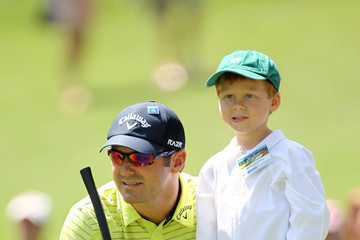 Jacob Immelman The Masters - Preview Day 3
