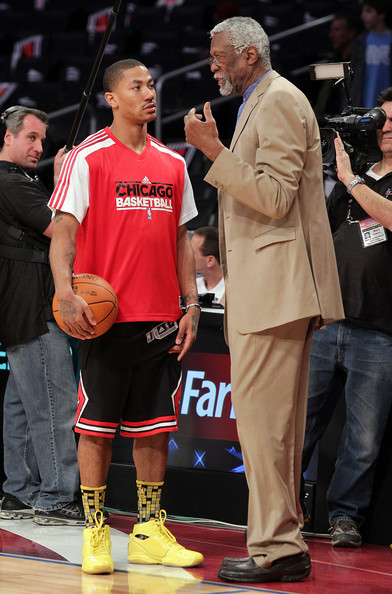 0d72ce17938f The Taco Bell Skills Challenge. In This Album  Derrick Rose ...