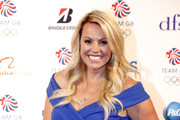 Chemmy Alcott attends The Team GB Ball 2018 held at The Royal Horticultural Halls on September 13, 2018 in London, England.
