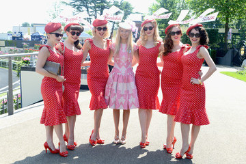 The Tootsie Rollers Royal Ascot 2014 Day Five