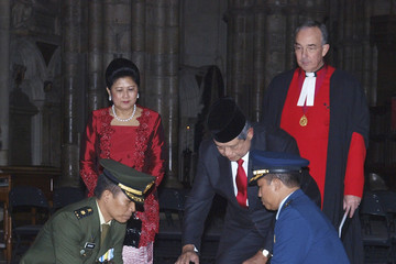 The Very Reverend Dr. John Hall The Indonesian President Susilo Bambang Yudhoyono's State Visit To The UK - Day One