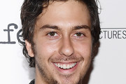 """Nat Wolff attends the New York Screening of """"The Wife"""" at The Paley Center for Media on July 26, 2018 in New York City."""