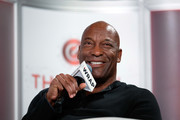 Writer/Director/Producer, John Singleton speaks onstage at TheWrap's 8th Annual TheGrill at Montage Beverly Hills on October 2, 2017 in Beverly Hills, California.