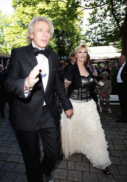 ... Bayreuth Festival Opening 2013 on July 25, 2013 in Bayreuth, Germany