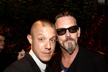 """Theo Rossi Tommy Flanagan Premiere Of FX's """"Sons Of Anarchy"""" Season 6 - After Party"""