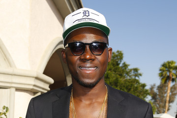 Theophilus London FIJI Water Desert Pool Party