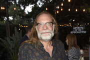 Special make-up effects creator of The Walking Dead Greg Nicotero at the sneak preview event for Skybound's upcoming launch of The Walking Dead Kentucky Straight Bourbon Whiskey on July 19, 2019 in San Diego, California.