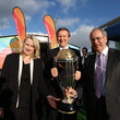 Therese Walsh Cricket World Cup: 100 Days to Go Celebration