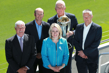 Therese Walsh ICC Cricket World Cup Ticket Announcement
