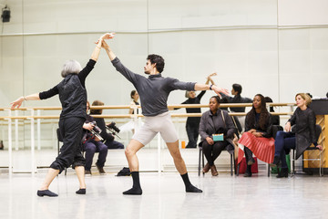 Thiago Soares London's Official Guest of Honour Waltzes Through Royal Opera House With Strictly Come Dancing Star