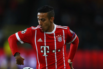 Thiago RSC Anderlecht v Bayern Muenchen - UEFA Champions League