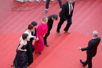 Thierry Frémaux 'Happy As Lazzaro (Lazzaro Felice)' Red Carpet Arrivals - The 71st Annual Cannes Film Festival