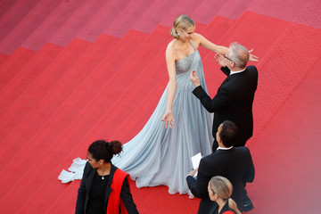 Thierry Frémaux 'Sink Or Swim (Le Grand Bain)' Red Carpet Arrivals - The 71st Annual Cannes Film Festival